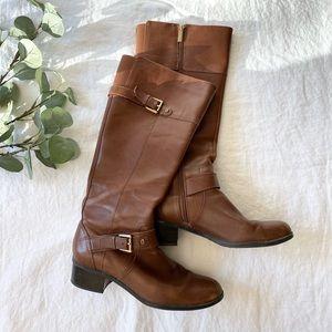 BANDOLINO Coppa Leather Riding Boots